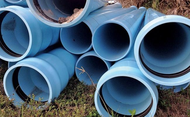 PVC middle layer foam pipe extrusion machines – Nekousaz PSA